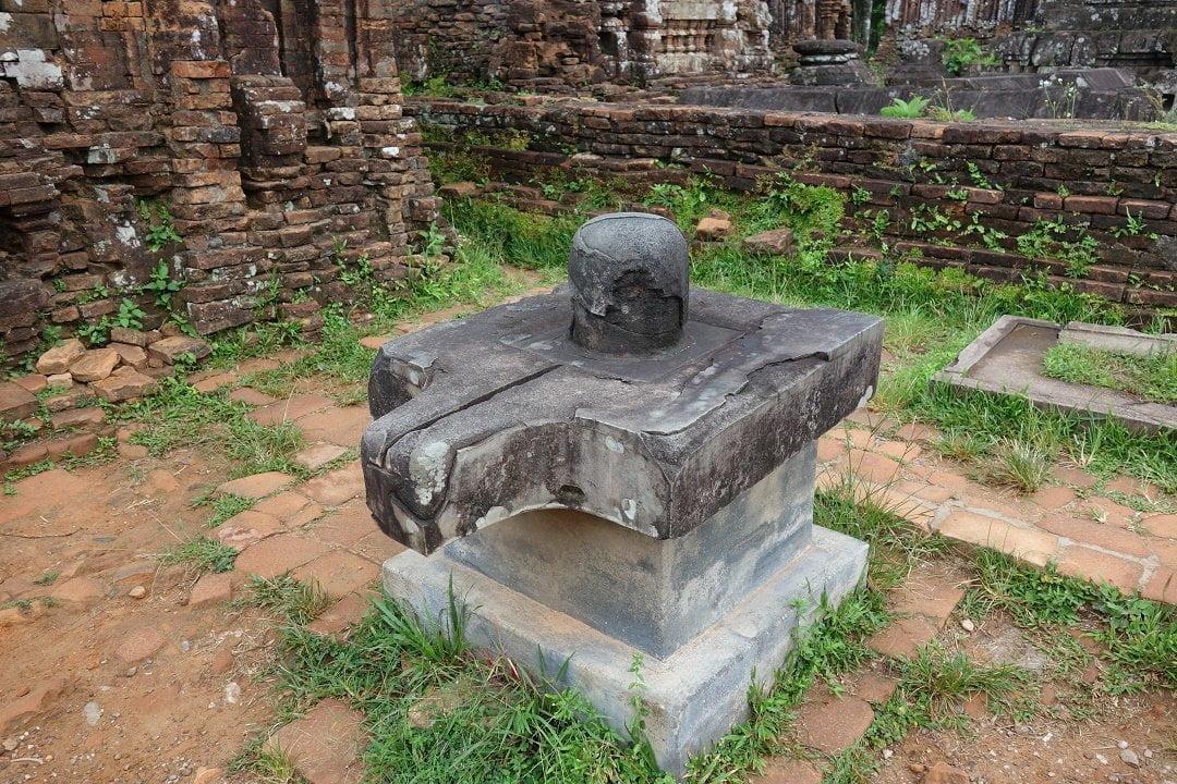 Shiva's Linga, My Son, Vietnam