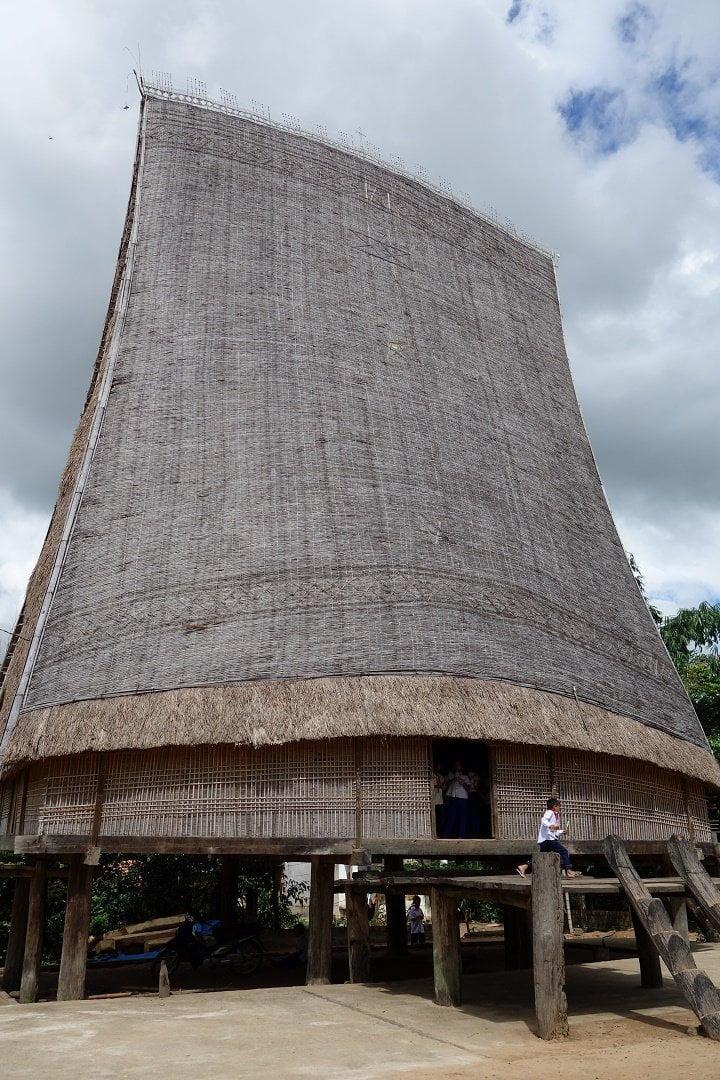Kon Tum Communal House