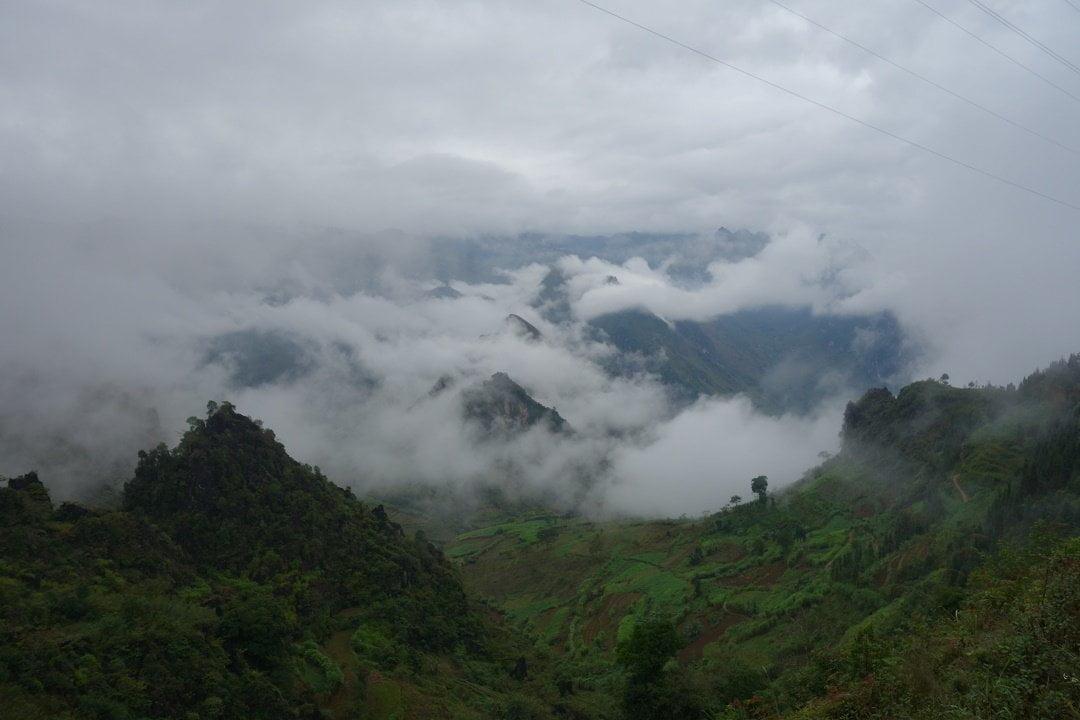 Ma Pi Leng Pass - Dong Van - Ha Giang loop - Vietnam
