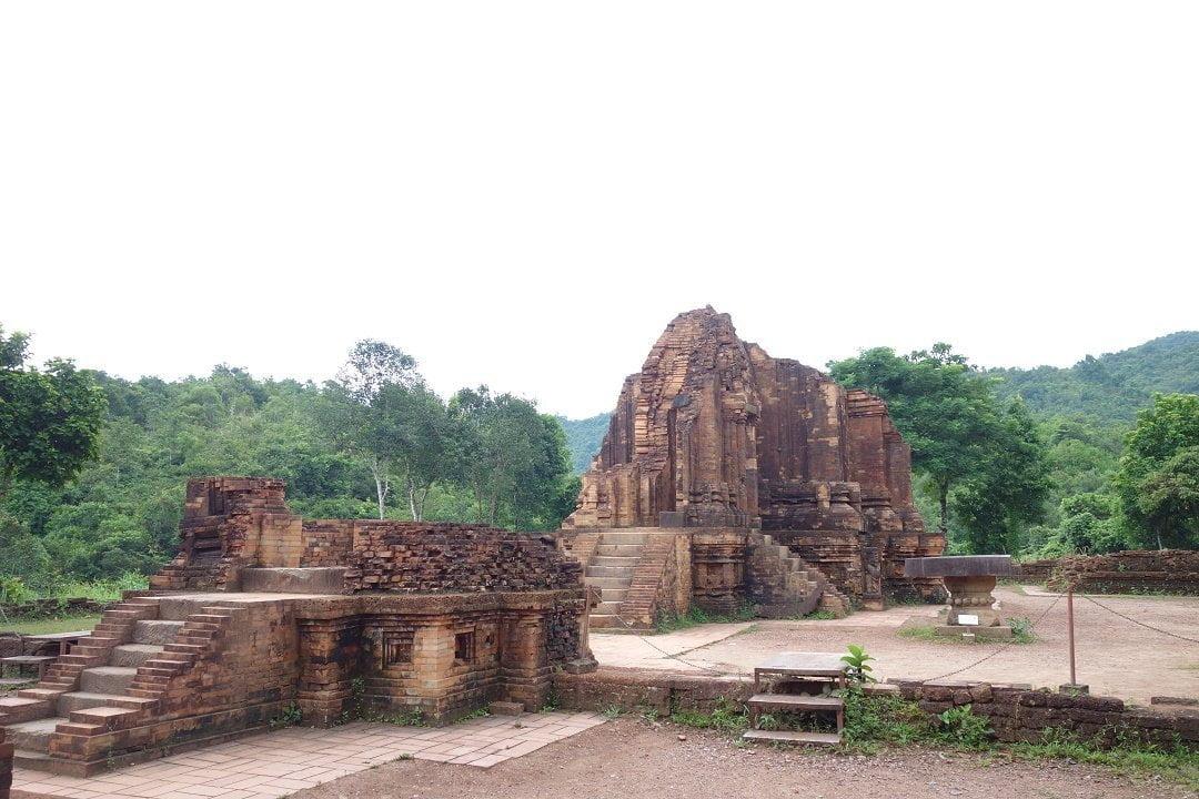 My Son - Vietnam - Cham - Champa kingdom - Ruins