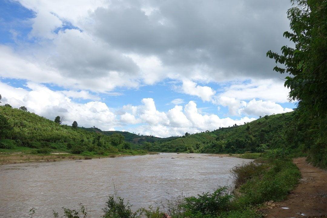 Trekking around Kon Tum