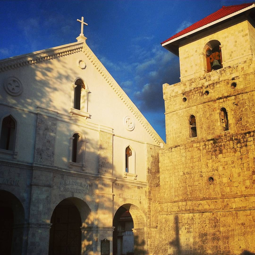 Baclayon Church, Bohol, Philippines