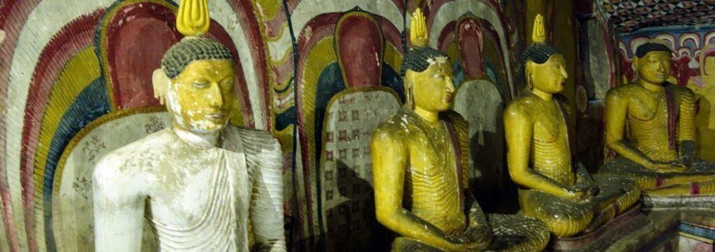 Dambula, Golden Cave Temple, Sri Lanka