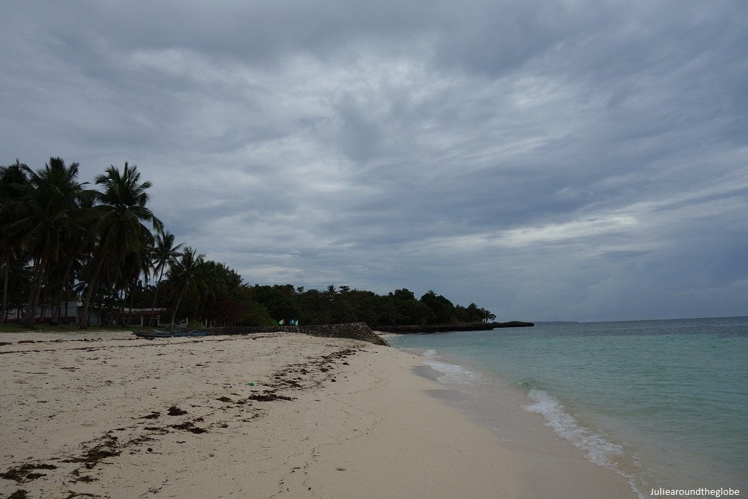 Bakhaw Beach, Pacijan, Camotes island tourist spot, Philippines