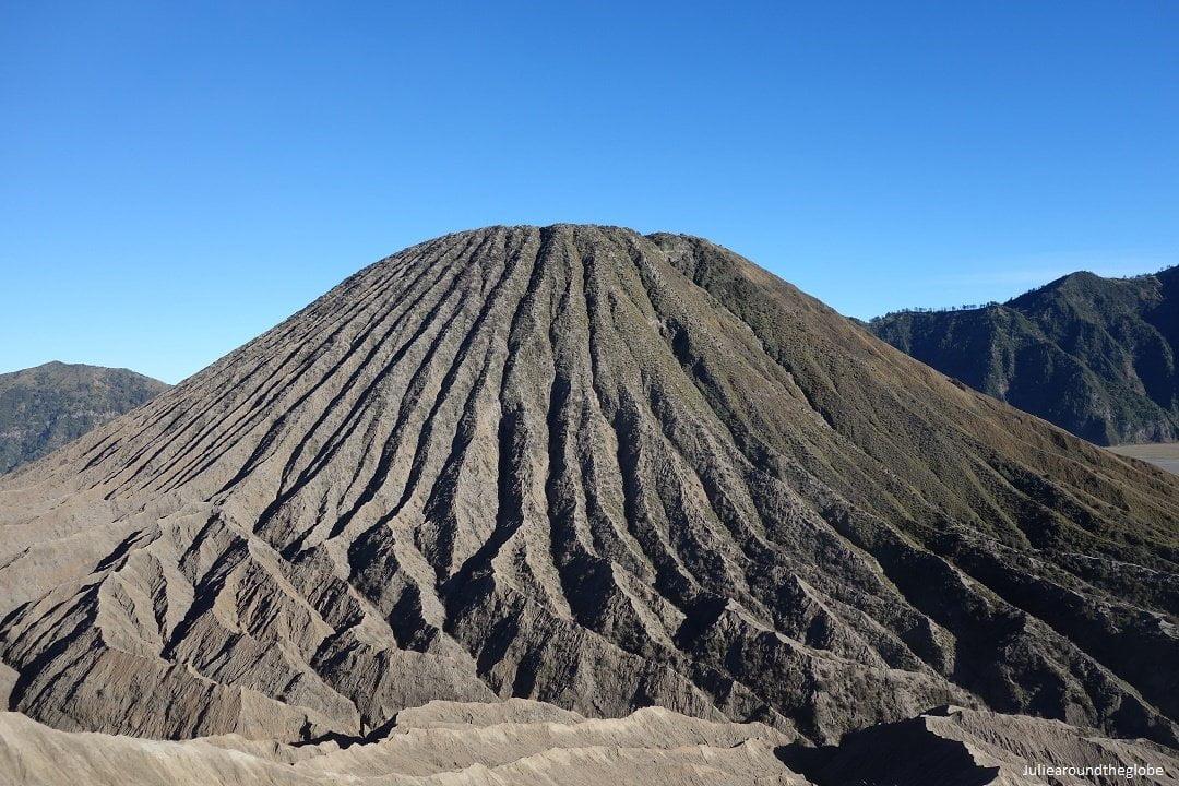 Batok volcano, Bromo, Java, Indonesia