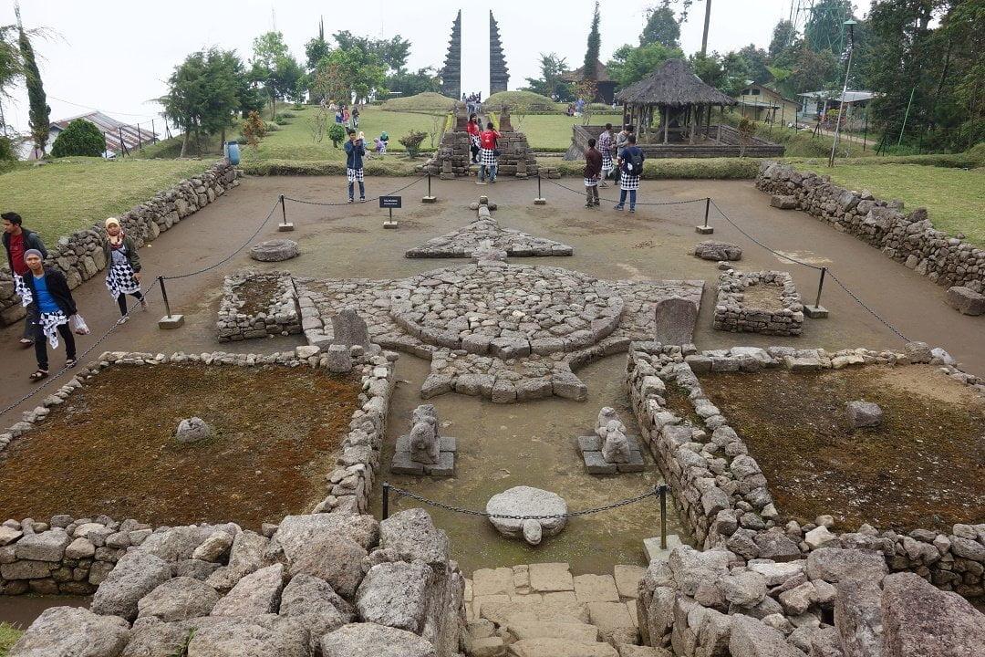 Candi Cetho, Gunung Lawu, Java, Indonesia 1