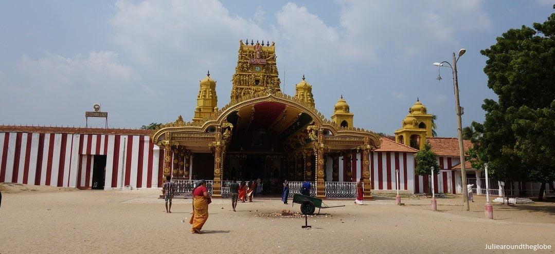 Candi Nallur Kandaswamy, things to do in Jaffna, Sri Lanka