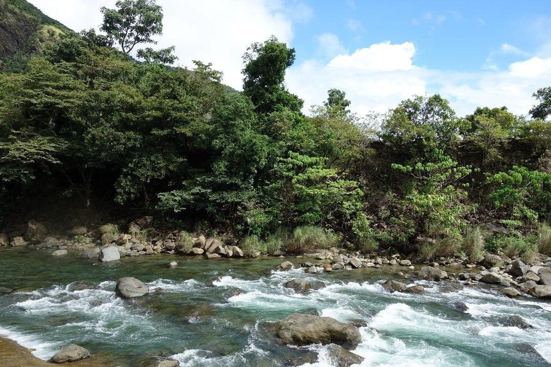 Catingas River, Sibuyan, Romblon