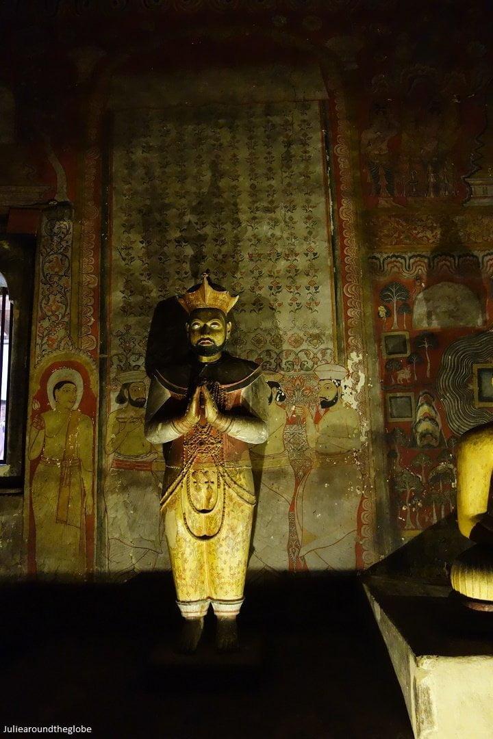 Cave 3, Dambulla, Sri Lanka
