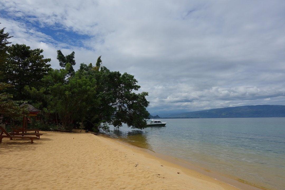 Danau Poso, Tentena, Sulawesi, Indonesia