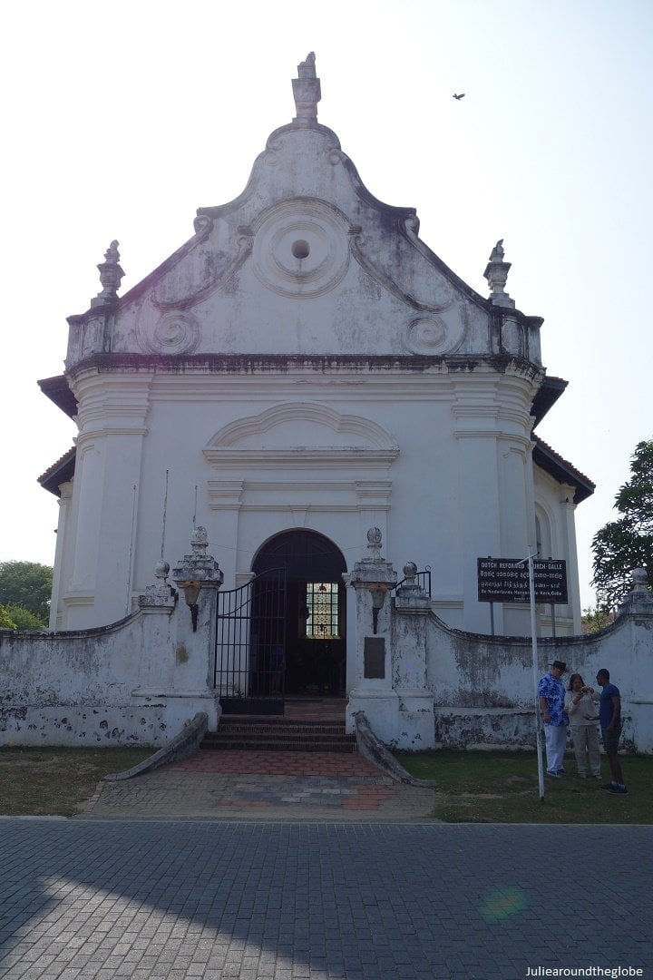 Dutch reformed Church, places to visit in Galle attractions , Sri Lanka