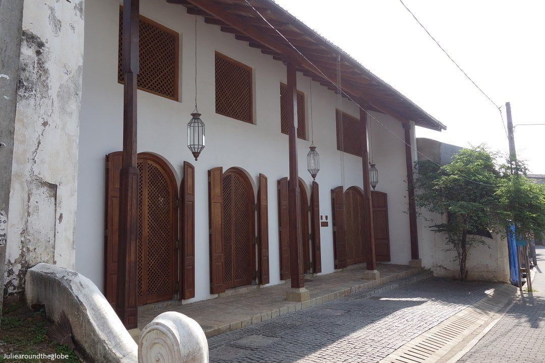Dutch House, things to do in Galle, Sri Lanka