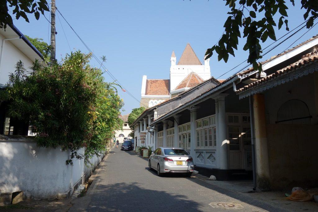 Dutch House, Galle, Sri Lanka
