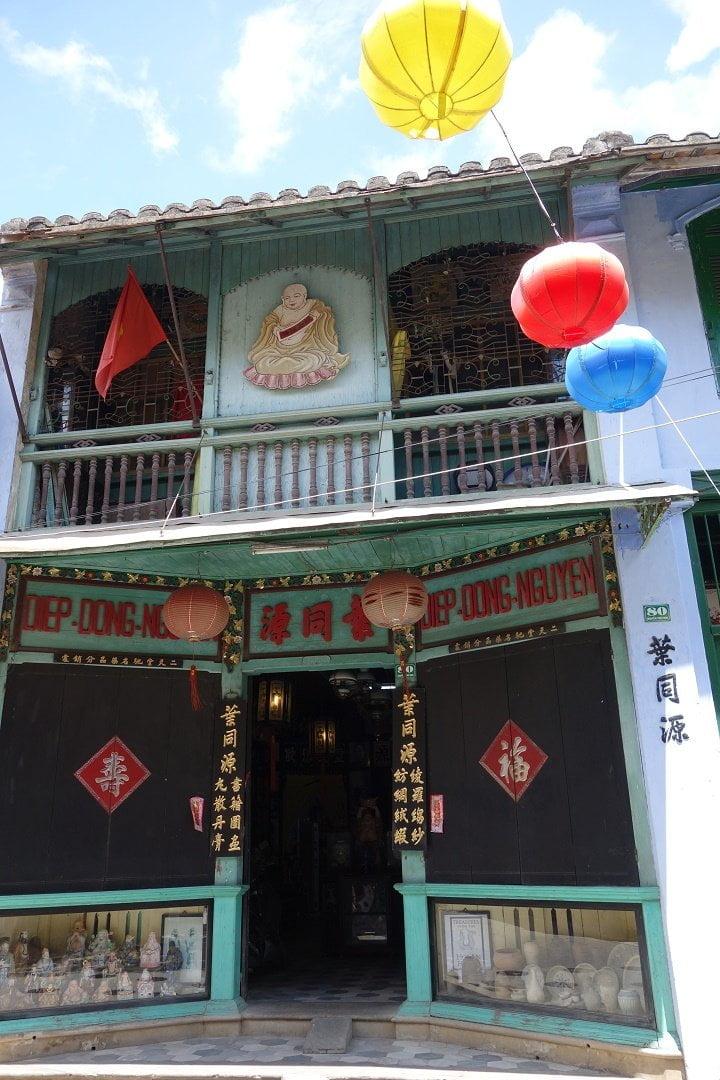 Hoi An Traditional House, Vietnam