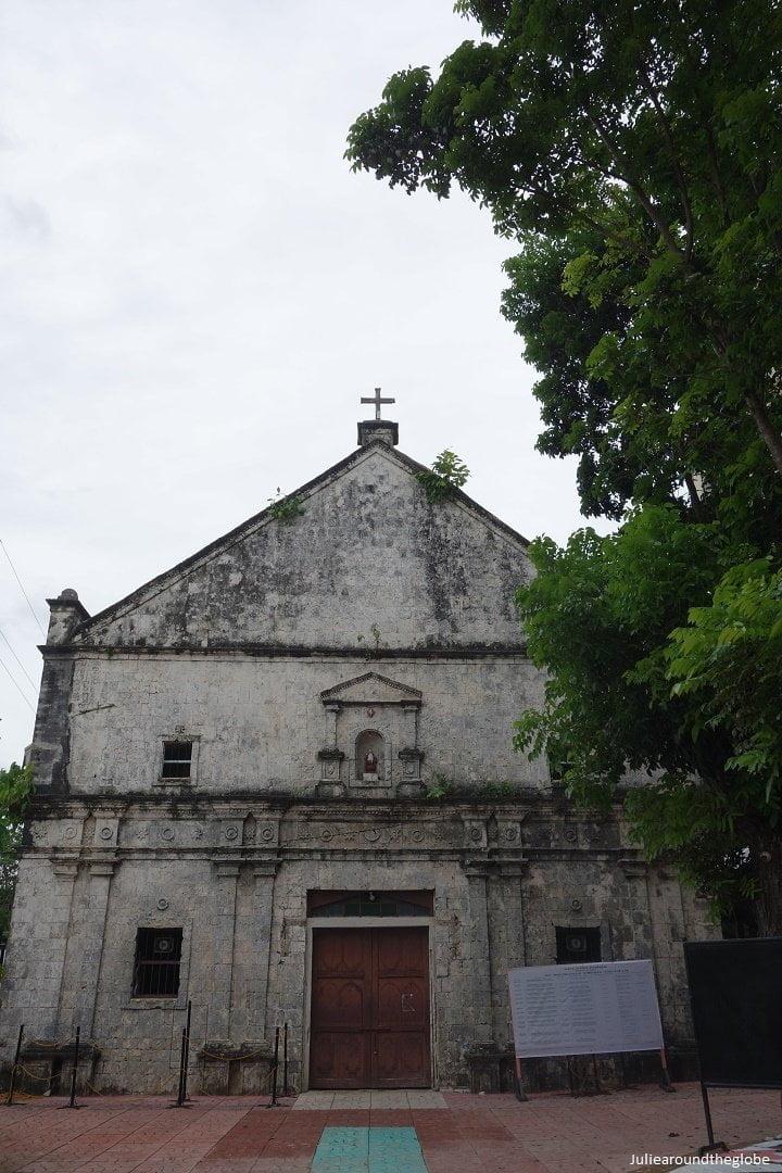 Poro Church, Camotes, Philippines