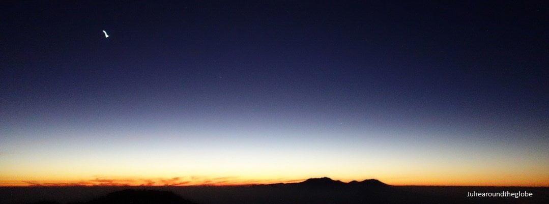 Sunrise over Mount Bromo, java, Indonesia