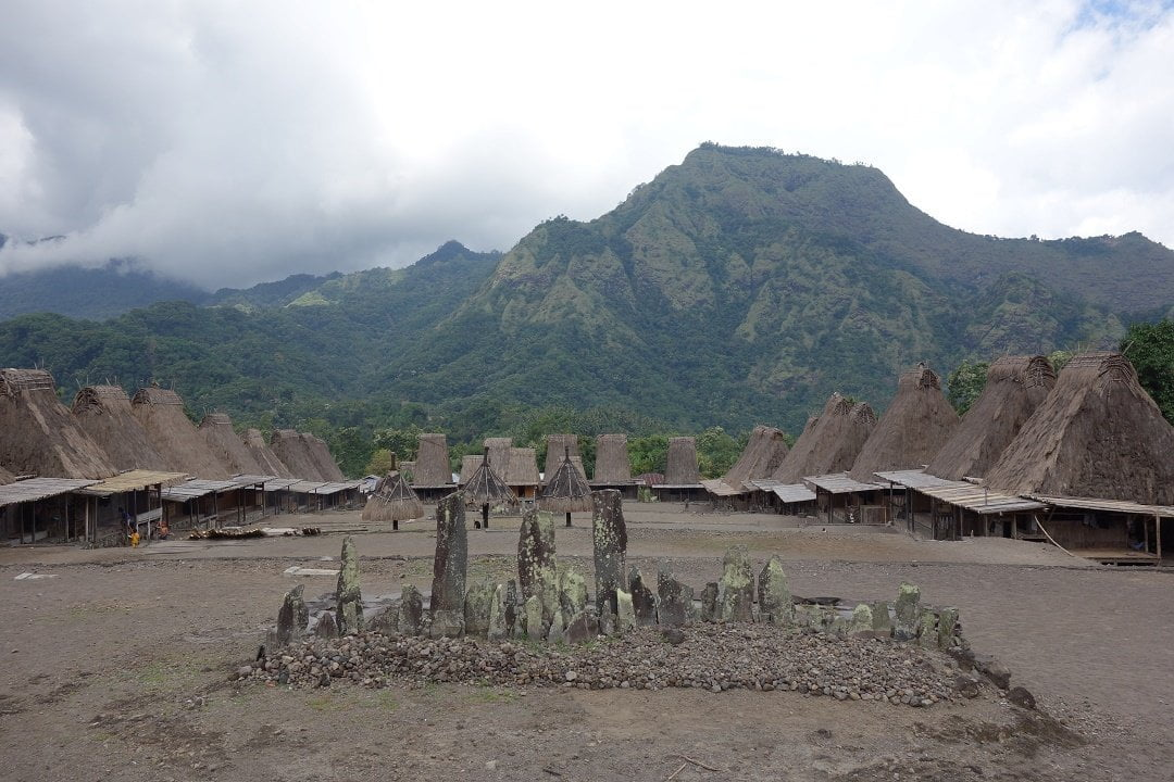 Ngada village, Bena Villages, Bajawa, Flores, Indonesia