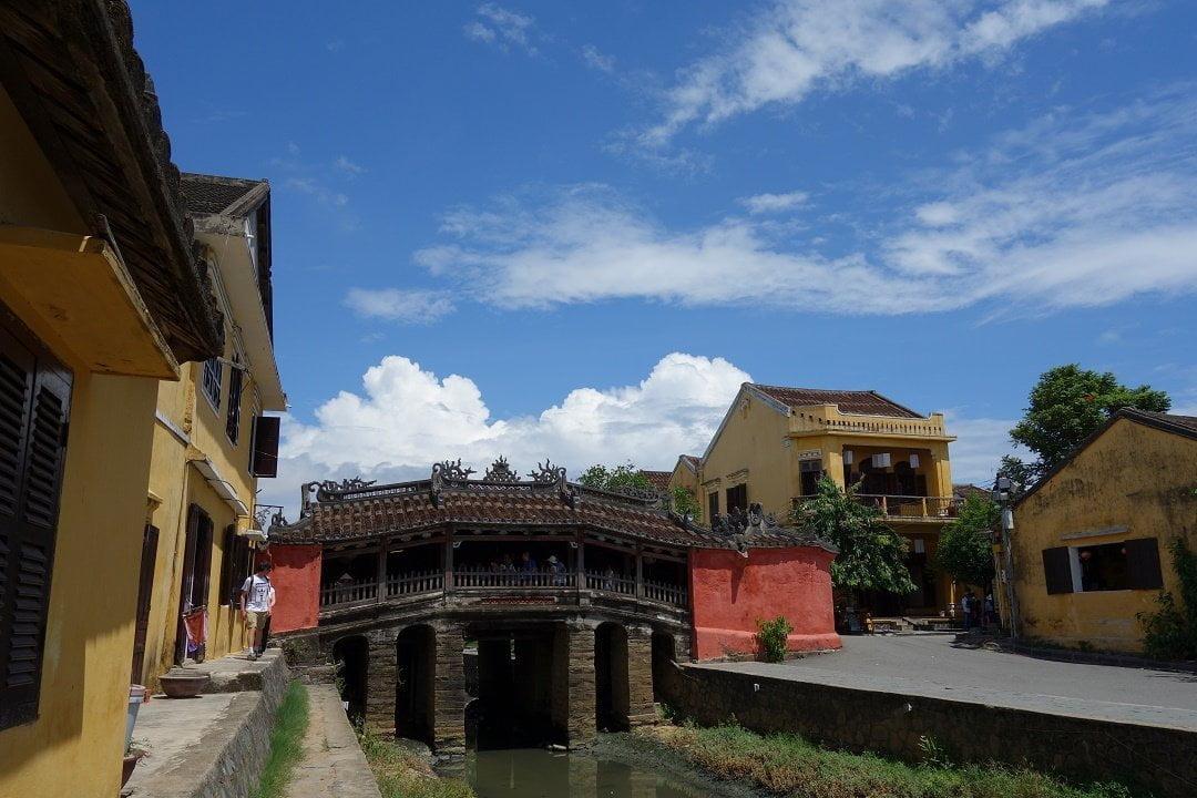 The Japonese Bridge, Hoi An, Vietnam