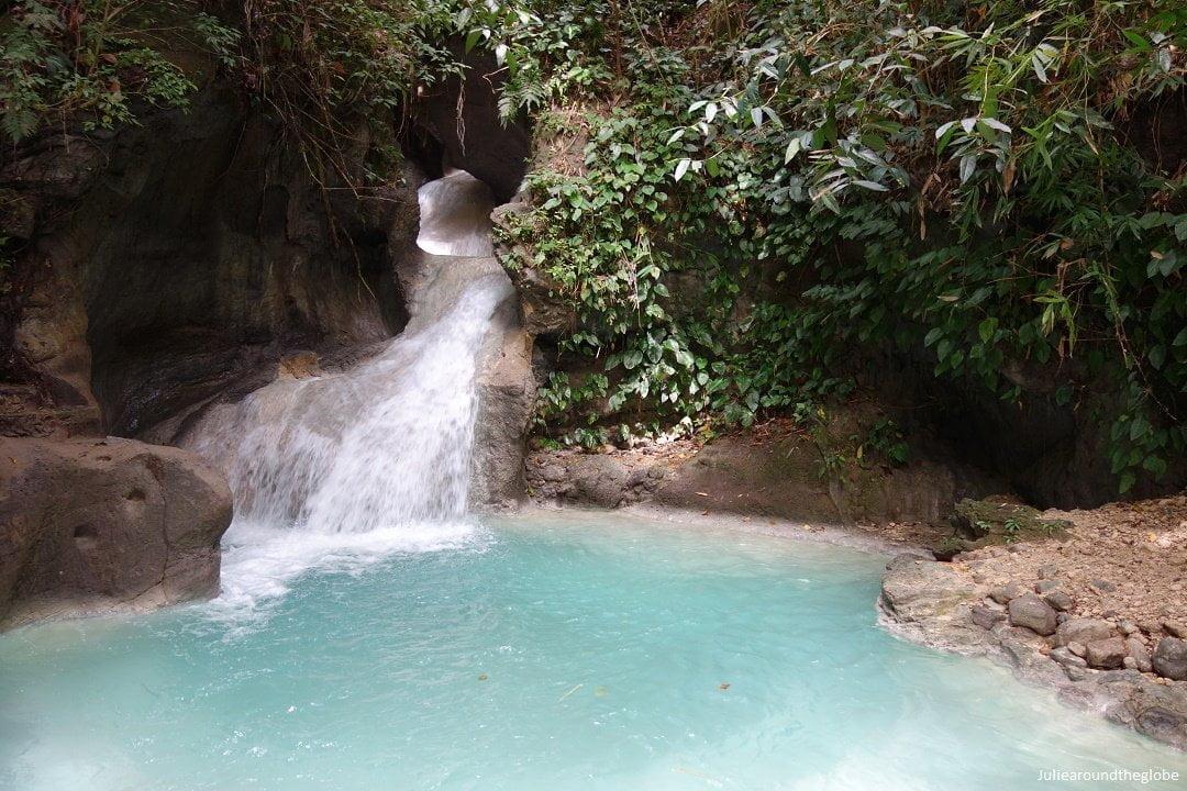 Busay Fall, Tudela, Poro, Camotes Island Itinerary and tourist spots, Philippines