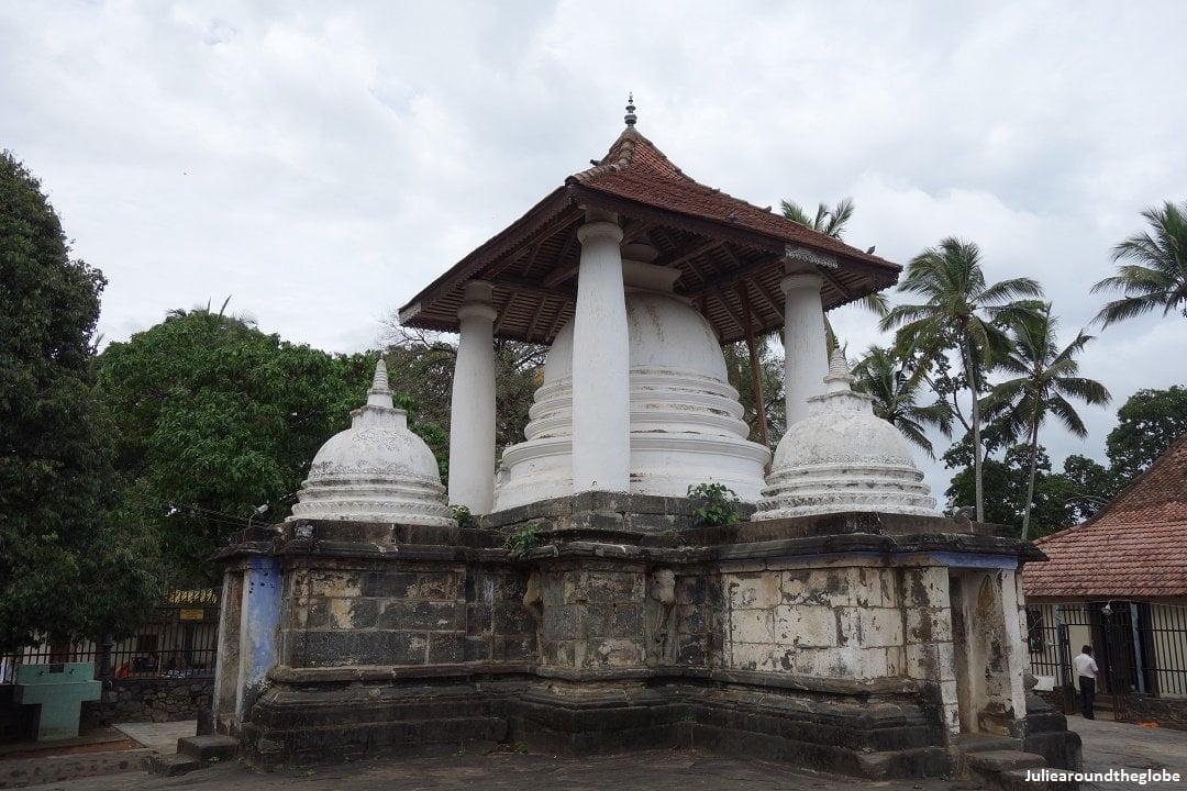 Gadaladeniya Temple, Kandy, Sri Lanka
