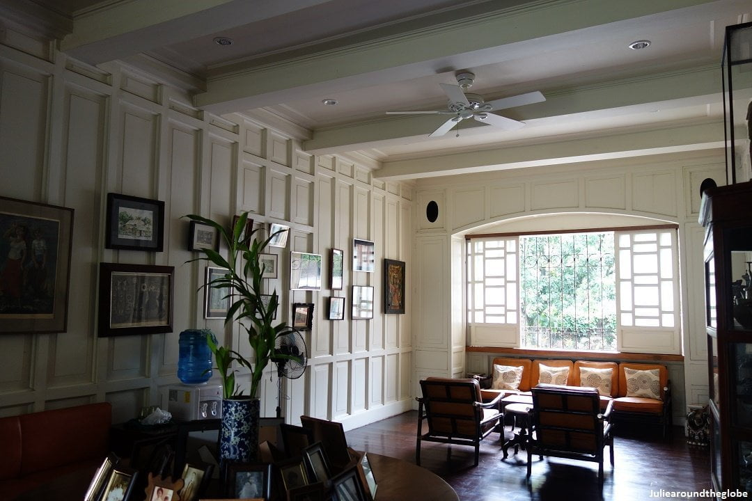 German Locsin B&B, Ancestral House, Silay, Philippines