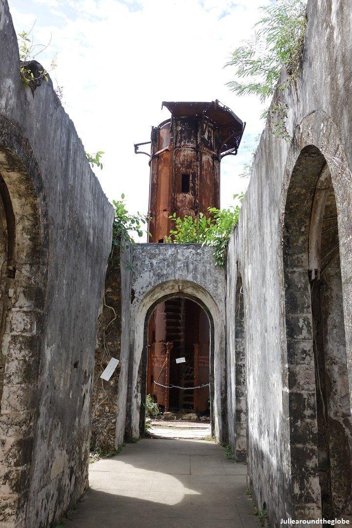 Guisi Lighthouse, Guimaras, Philippines