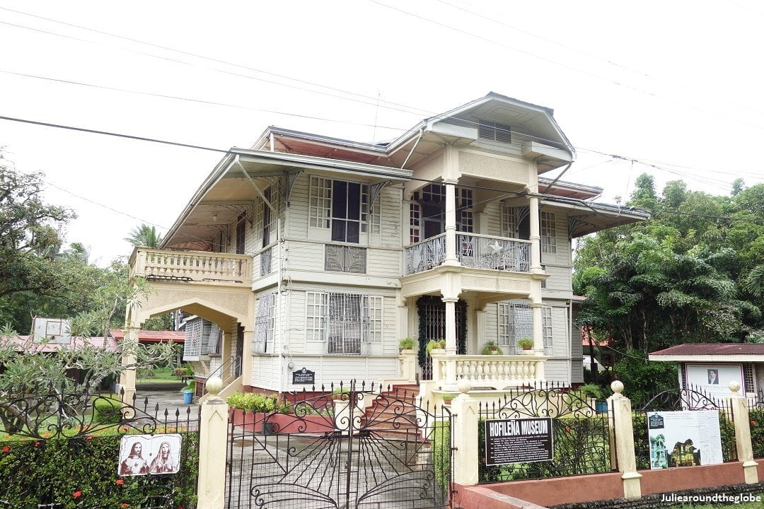 Hofilena House, Silay, Negros, Philippines