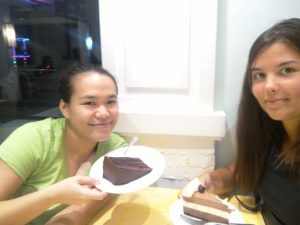 Cake, Negros, Philippines