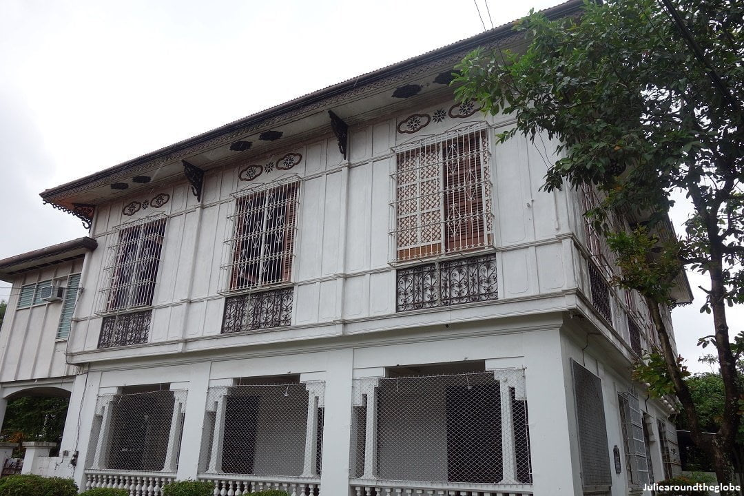 Jose Benedicto Gamboa Ancestral House, Silay, Philippines
