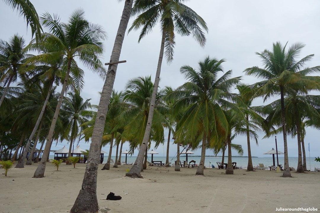 Montemar beach, Bantayan, Philippines
