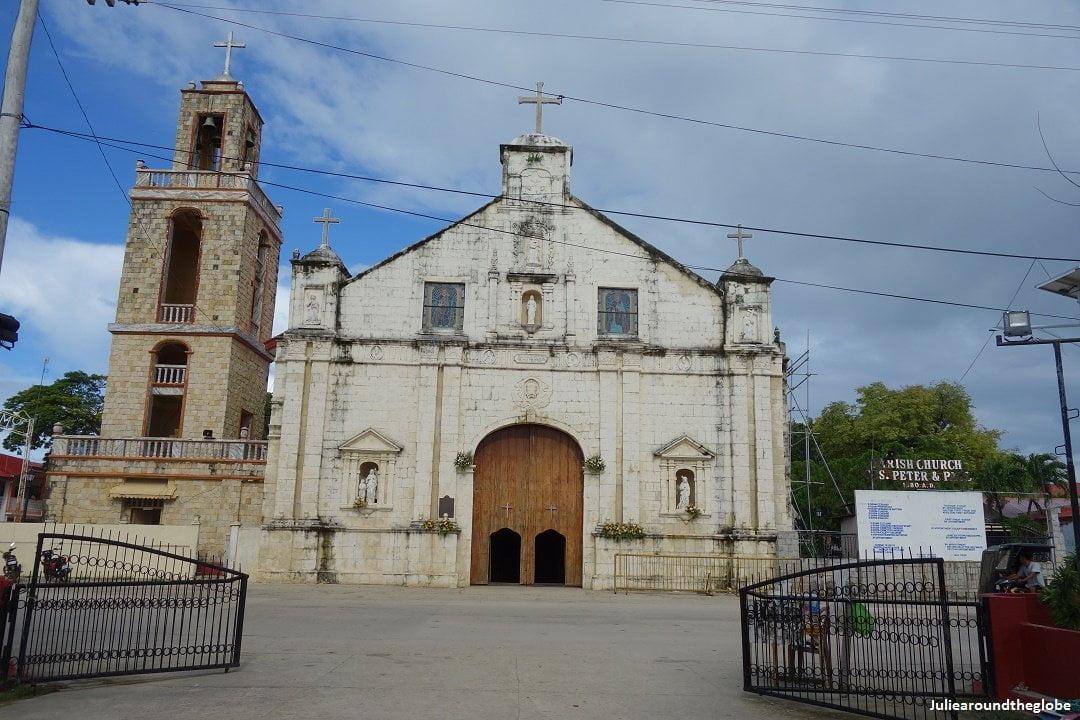 Saints Peter and Paul Parish Church, Bantayan, Philippines