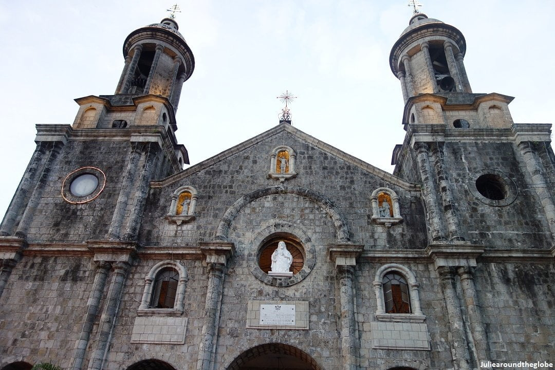San Sebastian Cathedral, Bacolod, Negros, Philippines