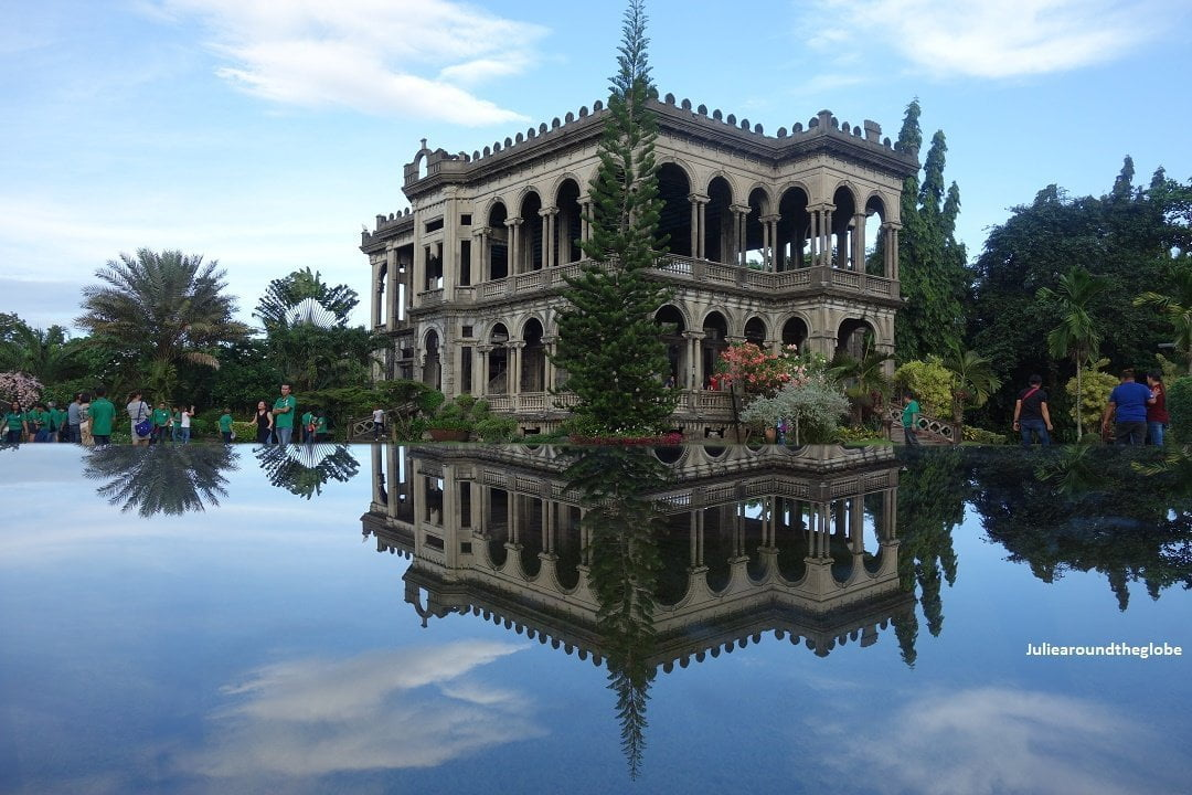 The ruins, Bacolod, Negros, Philippines