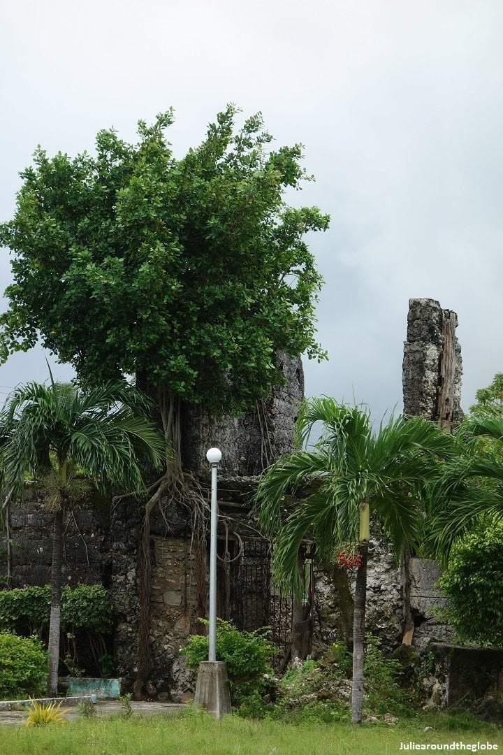 The Spanish Fort, Bantayan, Philippines