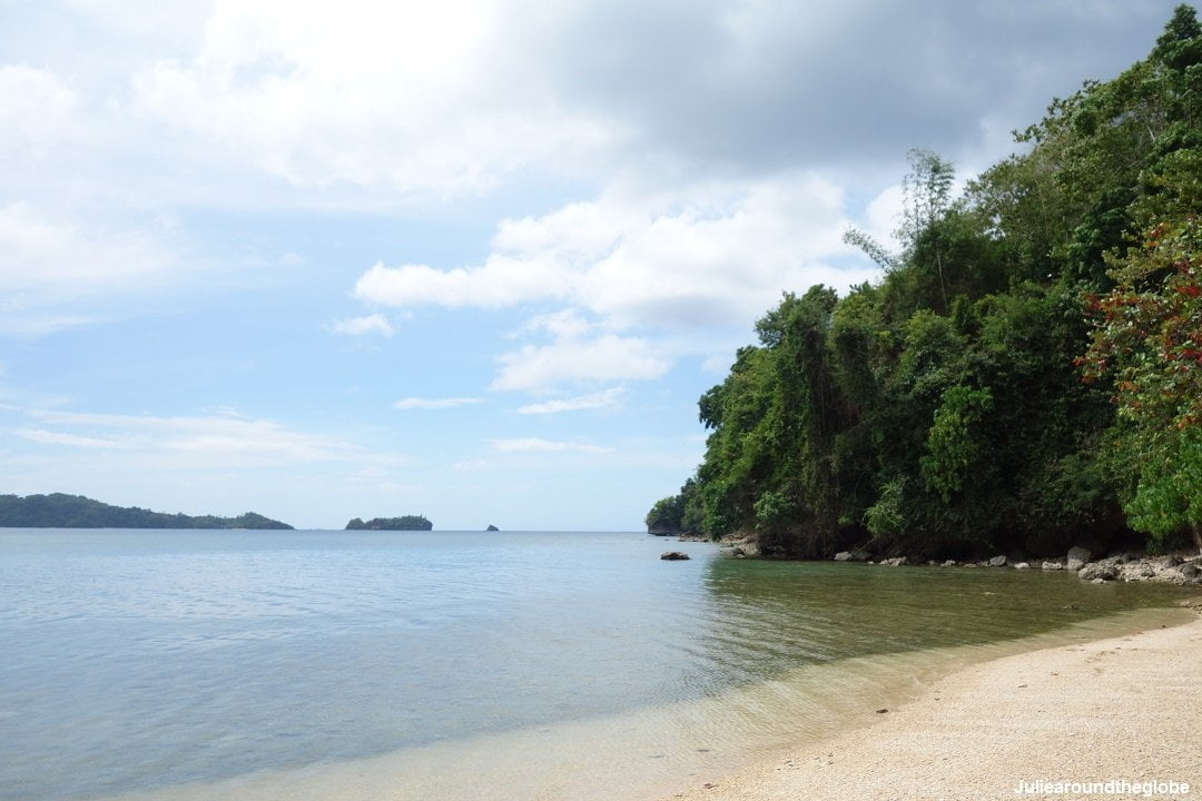 Campomanes Bay, Sipalay, Negros, Philippines