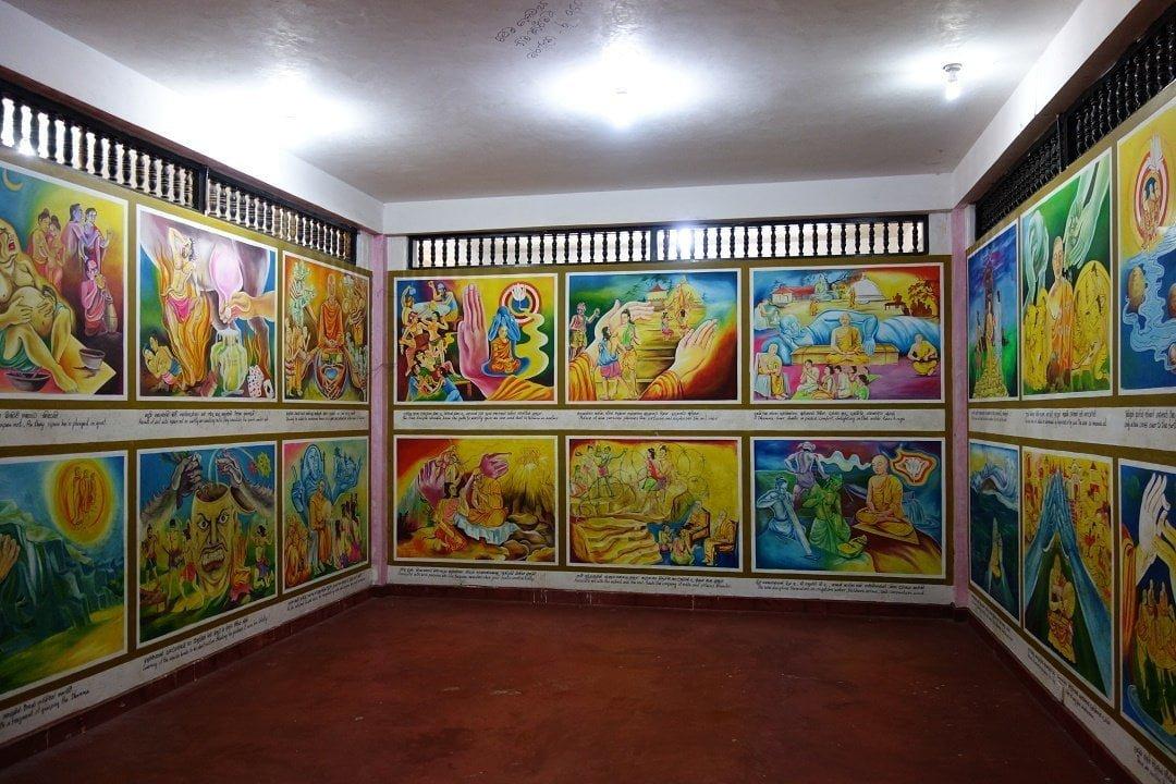 Devinuwara Sri Vishnu Devalaya, Dondra