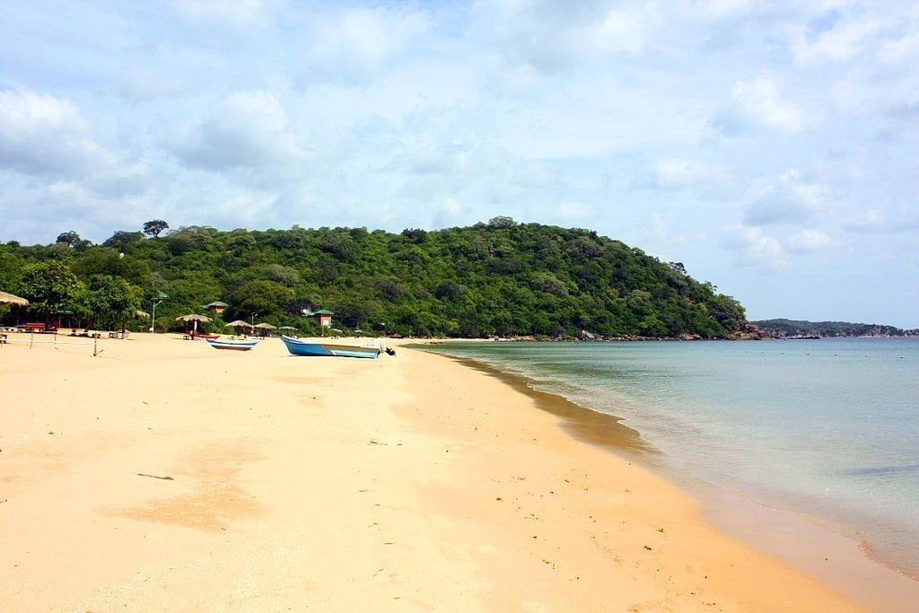 Marble beach, Sri Lanka