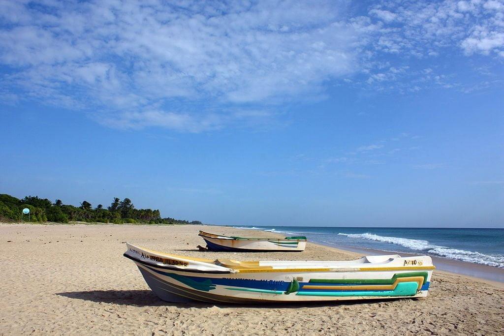 Nilaveli Beach, Sri Lanka