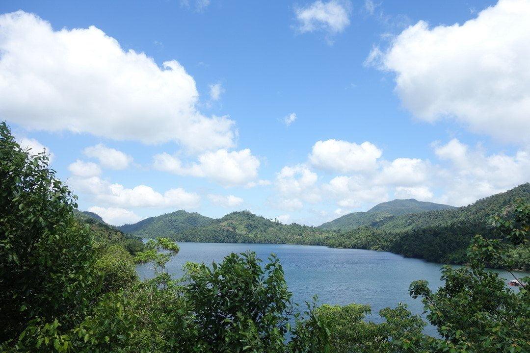 Lake Danao, Leyte, Philippines