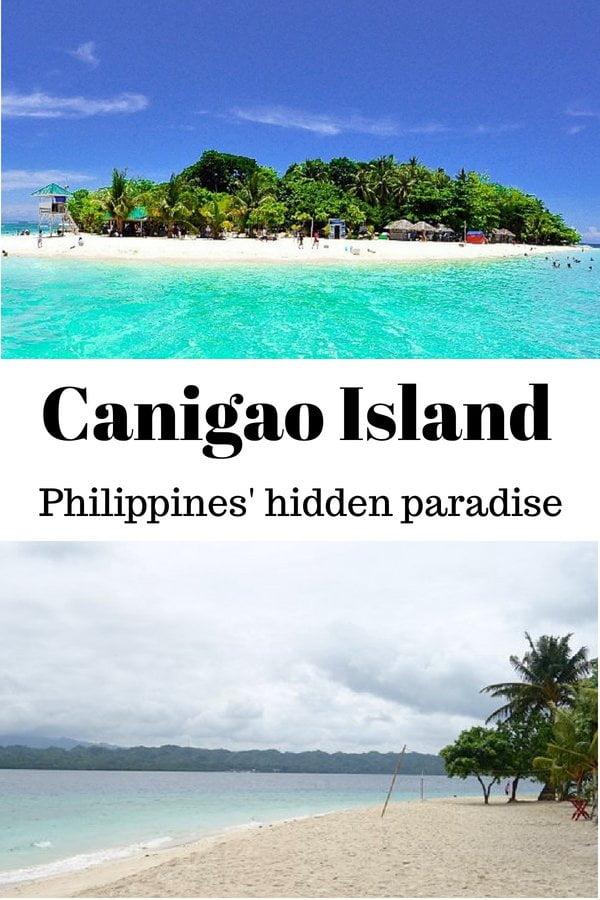 Canigao Island, beach, Leyte, Philippines