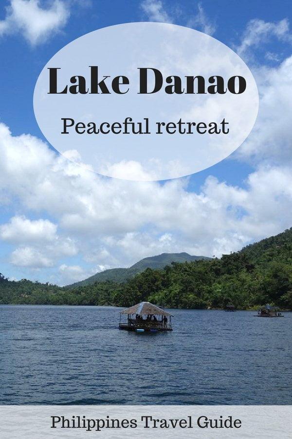 Lake Danao Ormoc