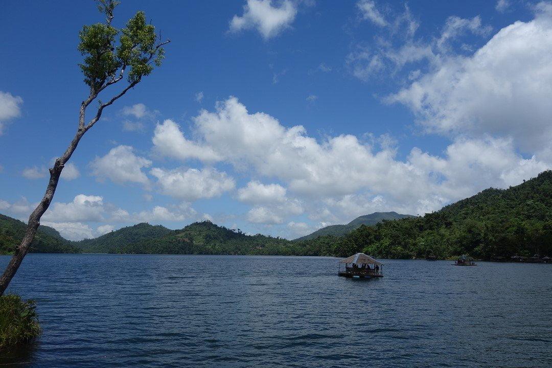 Lake Danao Ormoc, Leyte, Philippines