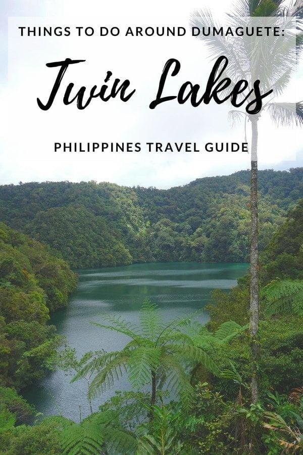 Twin Lakes - Dumaguete