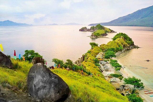 Sambawan island, Biliran tourist spots, Philippines