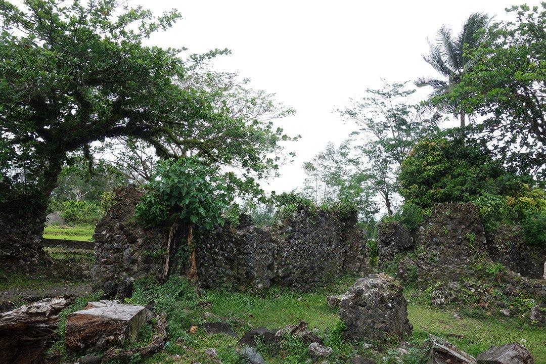 Cagsawa ruin park, tourist spots in Legazpi