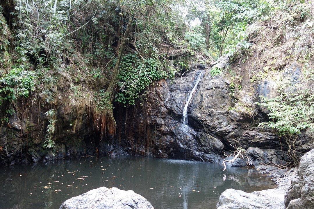Kuyawyaw falls, taytay, palawan tourist spots