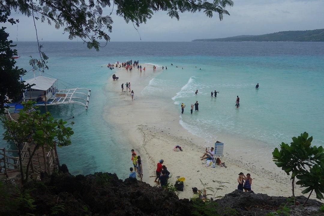 Simulon Island, things to do in Oslob Cebu, Philippines