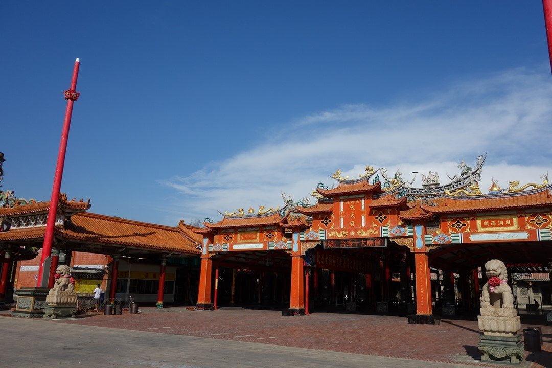 Nankunshen Temple, what to do in Tainan, Taiwan