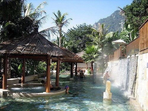 Guguan Hot Springs, Taichung, Taiwan