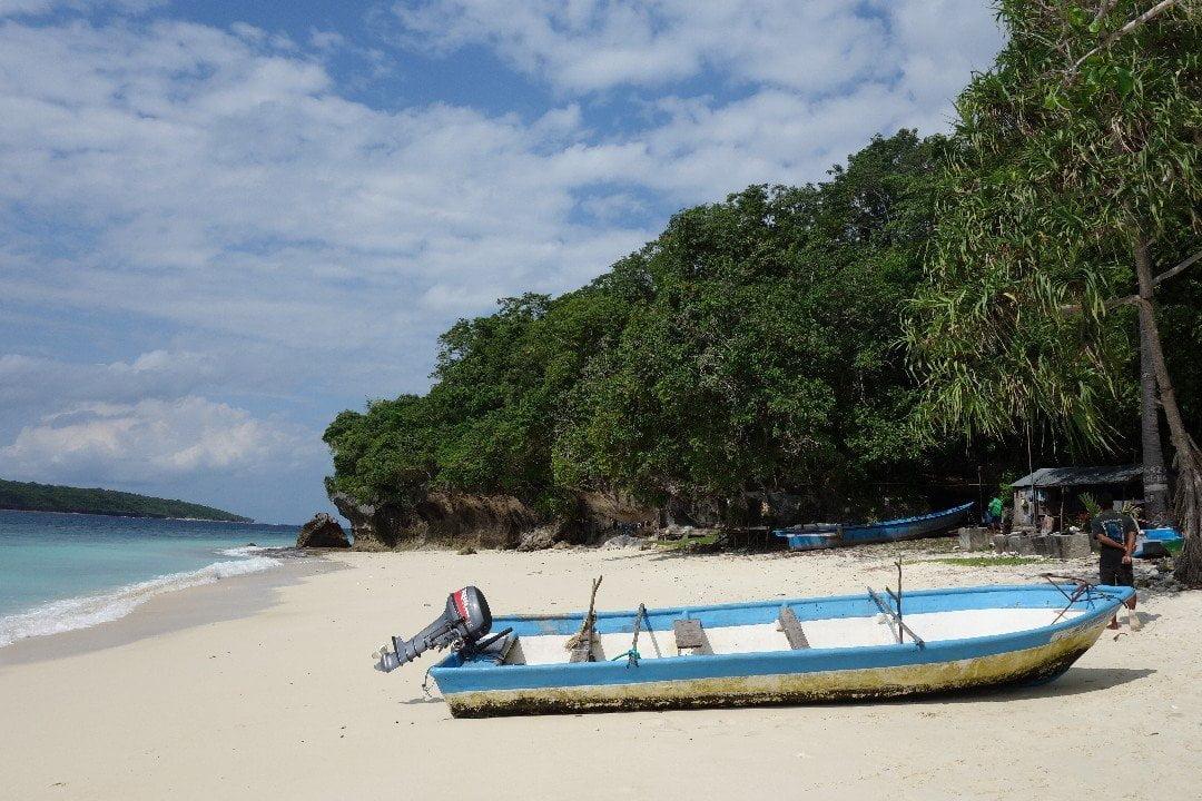 Jaco Island, Timor Leste